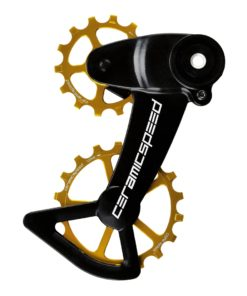 SRAM Eagle Ceramic Speed Gold